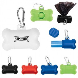 dog poop bags with logo