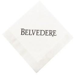bar napkins custom printed