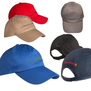 5 Panel Unstructured Cap