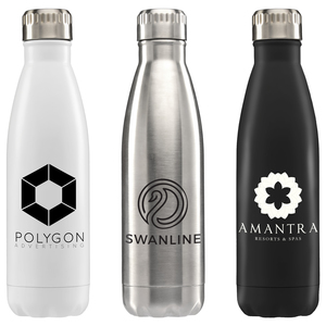 Ibiza   17 Oz. Double Wall Stainless Bottle
