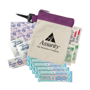 Clip It™ Canvas First Aid Kit