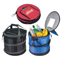 600 D Polyester Jumbo Collapsible Cooler