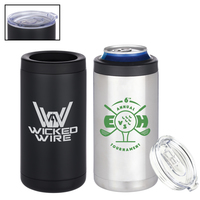 Tallboy 2 In 1 Vacuum Insulated Can Holder And Tumbler