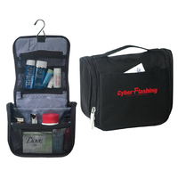 600 D Deluxe Multi Compartment Travel Kit