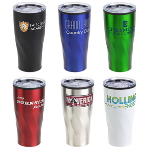 20 Oz Stainless Steel/Polypropylene Tumbler