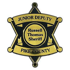 6 Point Star Badge