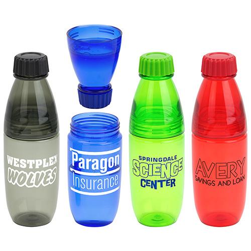 Convertible 20 Oz Tritan™ Bottle And Tumbler