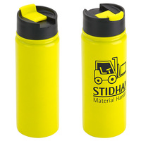 18 Oz Insulated Bottle