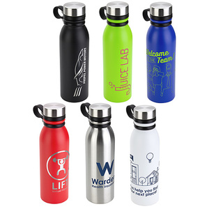 20 Oz Vacuum Insulated Stainless Steel Bottle