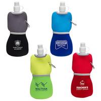 Water Bottle With Neoprene Insulator