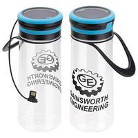 20 Oz Tritan™ Bottle + Solar Lantern