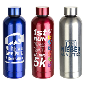 17 Oz Vacuum Insulated Stainless Steel Bottle