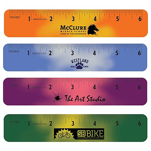 "6"" Flexible Mood Ruler"