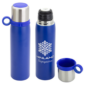 20 Oz Insulated Bottle With Temp Seal Technology