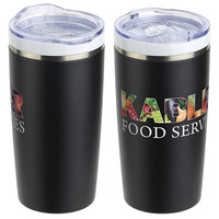 20 Oz Ceramic Lined Stainless Steel Tumbler