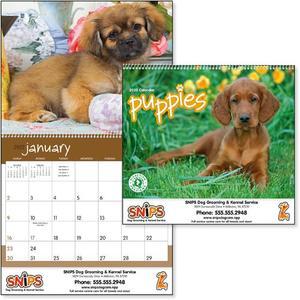 Puppies Calendar