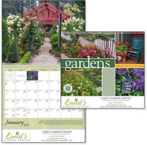 Gardens Calendar