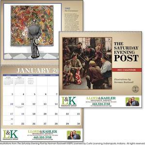 The Saturday Evening Post Calendar