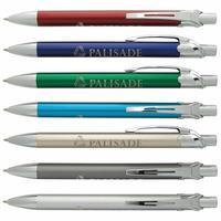 Bic® Emblem Metal Pen