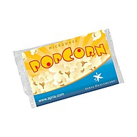 Microwave Popcorn Flat