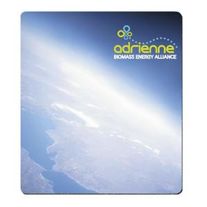 """Bic® 1/16"""" Firm Surface Mouse Pad (7 1/2"""" X 8 1/2"""""""
