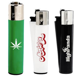 Custom Clipper Lighters