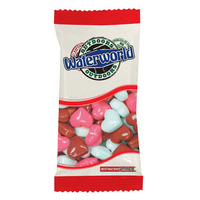 Zagasnacks Snack Pack Bags With Candy Hearts