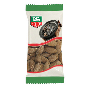 Zagasnacks Snack Pack Bags With Almonds