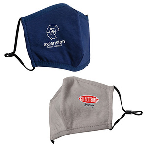 Chaperon Adjustable 4 Ply Cotton Face Mask For Children