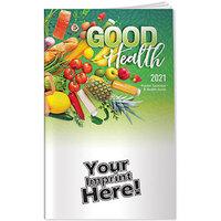 Pocket Calendar 2021 Good Health