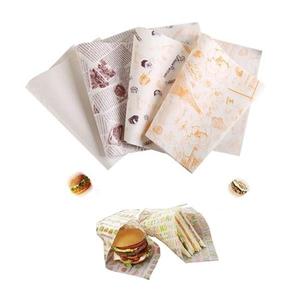 Sandwich Hamburger Wrapper Paper Deli Wrapping Tissue