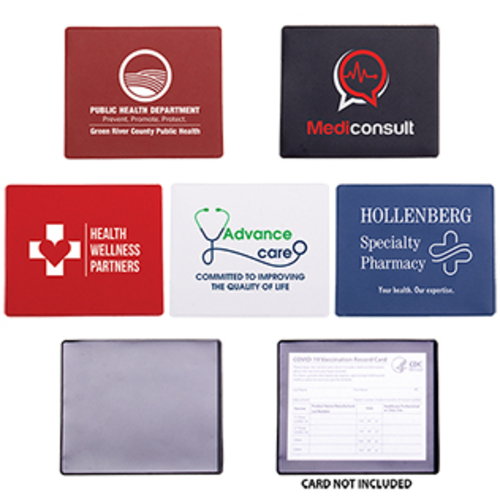 Photo of Covid 19 Vaccination Card Holder