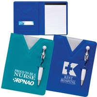 Swanky™ Scrubs Junior Writing Pad With Stethoscope Pen