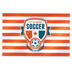 5' X 8' Sports Flag