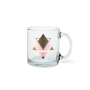Straight Wall Glass Mug