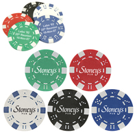 11.5 G Professional Clay Poker Chips