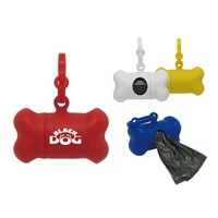 Bone Shaped Dog Waste Bag