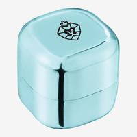 Metallic Wax Free Non Spf Lip Balm Cube