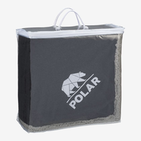 Oversized Blanket Tote Bag