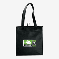 Big Grocery Insulated Non Woven Tote