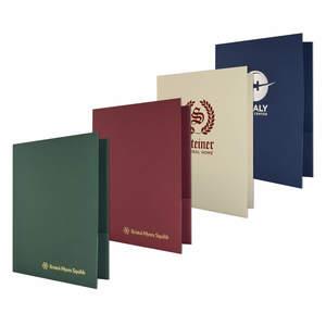 Standard Presentation Folder (Standard Stock)