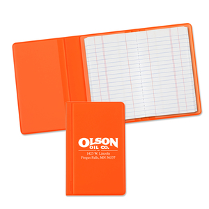 Trifold Tally Book Junior