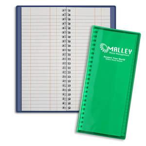 Wire O Flexible Tally Book