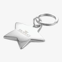 Star Shaped Key Ring