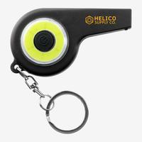 Cob Emergency Whistle Key Light