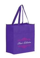 Heavy Duty Non Woven Grocery Tote Bag With Poly Board Insert
