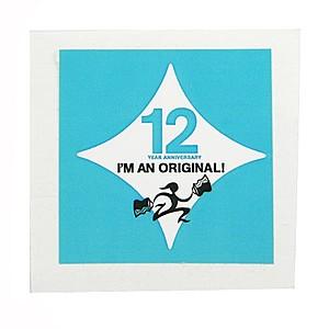 "2"" Square/Diamond Paper Stickers"