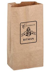 Natural Kraft 8# Sos Grocery Bag