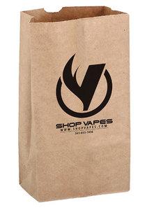 Natural Kraft 12# Sos Grocery Bag