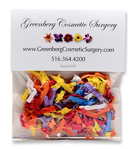 Flower Seeded Paper Confetti